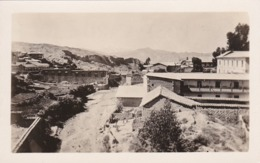 RP: La Paz , Bolivia , 00-10s ; Homes In Outlying Section Of City & Mt Illimani - Bolivia