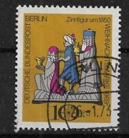 Berlin  352 O - Oblitérés