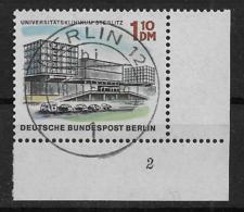 Berlin  265 O Formnummer - Berlin (West)