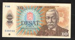 CZECHOSLOVAKIA 10  1986 - Czechoslovakia