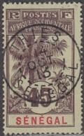 Sénégal 1887-1906 - Thies Sur N° 41 (YT) N° 42 (AM). Oblitération De 1913. - Senegal (1887-1944)