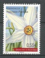 ANDORRE 2008 N° 656 NEUF** - Andorra Francese