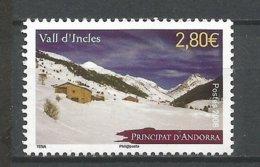 ANDORRE 2008 N° 657 NEUF** - Andorra Francese