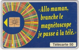 TC163 TÉLÉCARTE 50 UNITÉS - LA FRANÇAISE DES JEUX - MILLIONNAIRE - Jeux