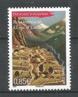 ANDORRE 2008 N° 664 NEUF** - Andorra Francese