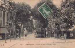LE PERREUX -  Avenue De Bry - Allée De  L 'Alma ( Tramway ) - Le Perreux Sur Marne