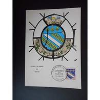 Carte Postale Premier Jour De 1963 - 1960-69