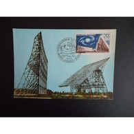 Carte Postale Premier Jour De 1963 - Cartoline Maximum