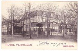 Bussum - Hotel Vlietlaan - 1904 - Bussum