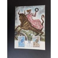 Carte Postale Premier Jour De 1967 - Cartas Máxima