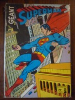 Superman Géant N°2-Trimestriel/ Sagédition, 1979 - Superman