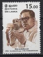 Sri Lanka (2019) - Set - /  Chemistry - Chimie - Quimica - Química