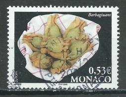 Monaco YT N°2491 Europa 2005 La Gastronomie Oblitéré ° - Europa-CEPT