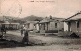 CP TAZA - Camp Girardot - Casernements - Autres
