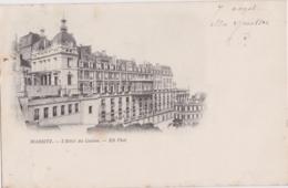 Bv - Cpa BIARRITZ - L'Hôtel Du Casino (écrite En 1899, Cachets Biarritz Et Gand) - Biarritz