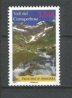 ANDORRE 2007 N° 645 NEUF** - Andorra Francese