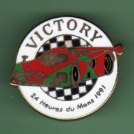 VICTORY *** 24 HEURES DU MANS 91 *** N°2 *** Signe Arthus BERTRAND *** 1055 (12) - Arthus Bertrand