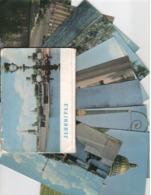 Russia/USSR 1974 Set Of 10 Postcards Leningrad Postal Stationery Unused - Briefe U. Dokumente