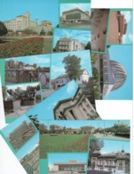 Russia/USSR 1987 Set Of 10 Postcards Sverdlovsk Judaica Postal Stationery Unused - Briefe U. Dokumente