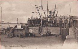 Antwerpen Anvers 1909 Embarcadere Wilford Steiger Stoomvaart Naar Temse Schelde & Rupel (In Zeer Goede Staat) - Antwerpen