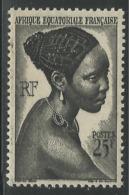 AFRIQUE EQUATORIALE FRANCAISE - AEF - A.E.F. - 1947 - YT 226** - A.E.F. (1936-1958)