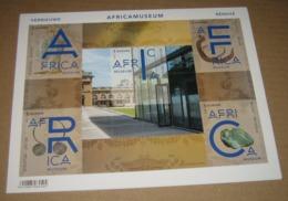 België 2018 - Vernieuwd AfricaMuseum /  (Musée De L'Afrique Centrale) ** Renové - XX - Bélgica