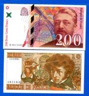 France  2  Billets - 1992-2000 Last Series