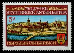 ÖSTERREICH 1989 Nr 1949 Postfrisch S74378E - 1981-90 Ongebruikt