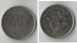 OUGANDA 100 SHILLINGS 1998 - Ouganda