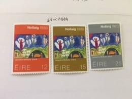 Ireland Christmas Mnh 1980 - 1949-... Republic Of Ireland