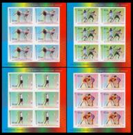 2016Kyrgyzstan 864KL-867KLb2016 Olympic Games In Rio De Janeiro  (edition 200) 210,00 € - Summer 2016: Rio De Janeiro
