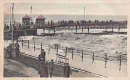 MORECAMBE, Lancashire, England, UK, PU-1904 ; West Pier Entrance - Angleterre