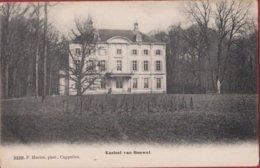 Kasteel Van Bouwel Grobbendonk Hoelen Cappellen Nr. 3229  (In Goede Staat) - Grobbendonk