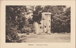 Herzele Historische Toren Oude Toren Of De Burcht (in Zeer Goede Staat) - Herzele