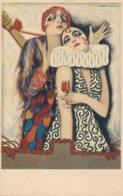 Carte Illustrateur Nanni - Marsala Florio - Nanni