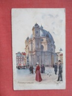 To Identify    Peter's Kirche -------  Ref   3650 - Postcards