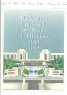 DOCUMENT FDC 1998 50 ANS DECLARATION UNIVERSELLE DES DROITS DE L'HOMME - Documenten Van De Post
