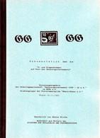 ArGe Generalgouvernement: Dokumentation über Die V-Stempel, Handbuch H9 - Occupation 1938-45