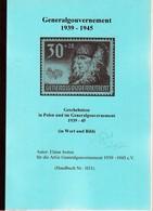 ArGe Generalgouvernement: Zeitgeschehen, Verschiedene Themen, Handbuch H19 - Ocupación 1938 – 45