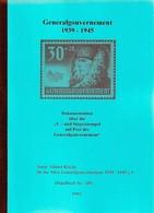 ArGe Generalgouvernement: V-Stempel Und Siegesstempel, Handbuch H9 - Occupation 1938-45