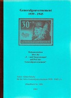 ArGe Generalgouvernement: V-Stempel Und Siegesstempel, Handbuch H9 - Ocupación 1938 – 45