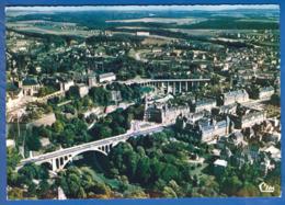 Luxembourg; Vue Aerienne - Luxemburg - Stadt