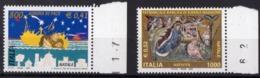 2001 ITALIE  N** 2530 2531   MNH - 1946-.. République