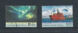 Australian Antarctic Territory 1991 Treaty Anniversary Set 2 FU - Australian Antarctic Territory (AAT)