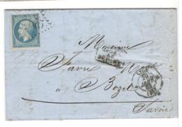 22667 - LAC Comemrciale - 1849-1876: Classic Period