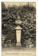 Carte Postale Ancienne Magny Les Hameaux - Abbaye De Port Royal. Buste De Pascal - Philosophe - Magny-les-Hameaux