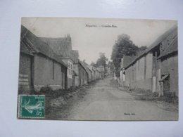 CPA 80 SOMME - ARQUEVES : Grande Rue - Autres Communes