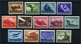 DEUTSCHES REICH 1944 Nr 873-885 Postfrisch (109007) - Deutschland