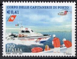 2001 ITALIE  N** 2507   MNH - 1946-.. République