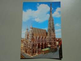 AUTRICHE VIENNE WIEN STEPHANSDOM - Églises
